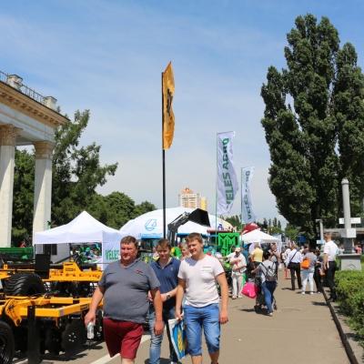 АГРО 2019: в Киеве состоялась крупнейшая агропромышленная выставка Украины