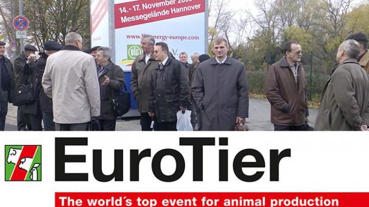 Cпециалисты компании с 14 по 17 ноября 2006 г. посетили ведущую Европейскую выставку EuroTier