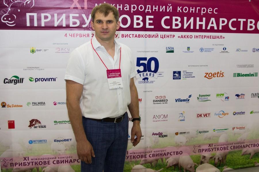 «Анкорес – Україна»  долучились до жвавих дискусій щодо основних бар'єрів та стратегій розвитку вітчизняного свинарства