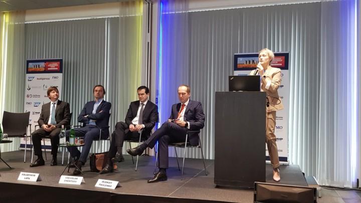Новые горизонты: «Анкорес - Украина» стала активным участником ІІ Украинского Агропромышленного и Продовольственного Форума в Роттердаме