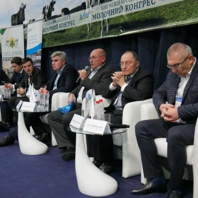 Фахівці «Анкорес – Україна»  долучились до обговорень актуальних питань тваринництва під час ХІІ Молочного конгресу